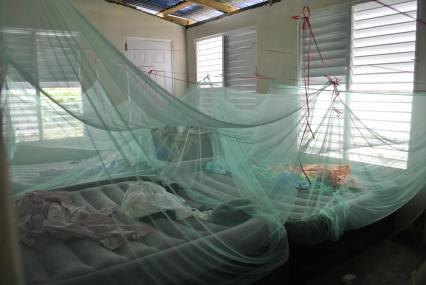 Student sleeping quarters