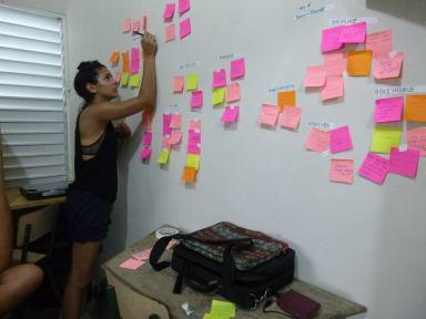 more brainstorming